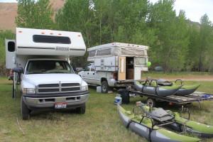 Lunker Vision Base Camp