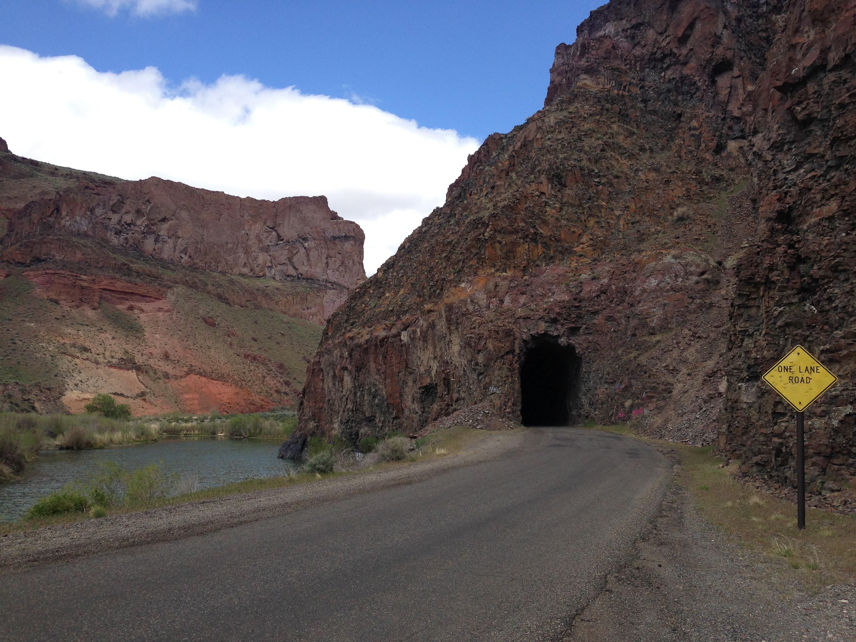 The Owyhee Tunnel
